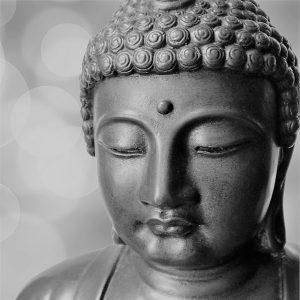 Zénitude du boudha pour ouvrir ses chakras