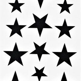 étoiles de nuit
