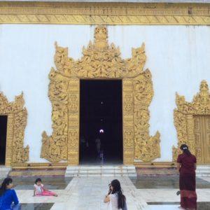 porte de birmanie