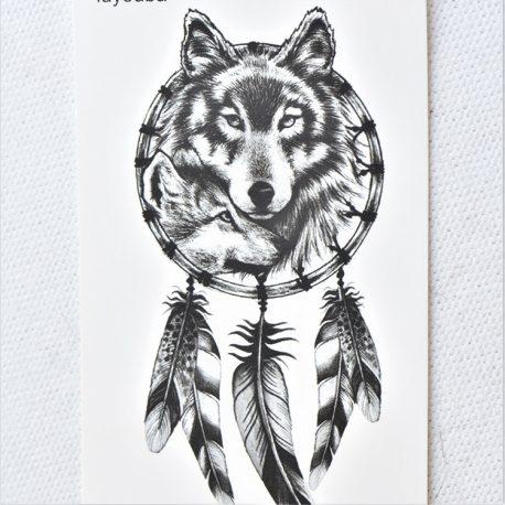 rêve de loup